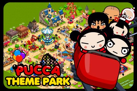 Pucca Theme Park - screenshot