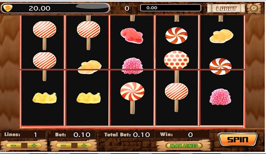 Vegas Sweet Candy Slot Machine - screenshot thumbnail