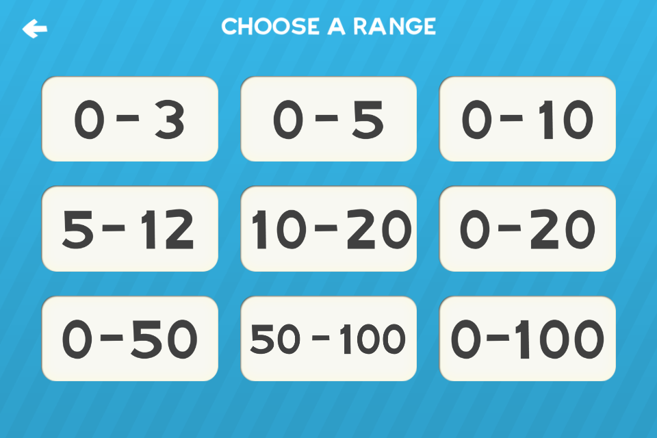 Subtraction Flash Card Match- screenshot