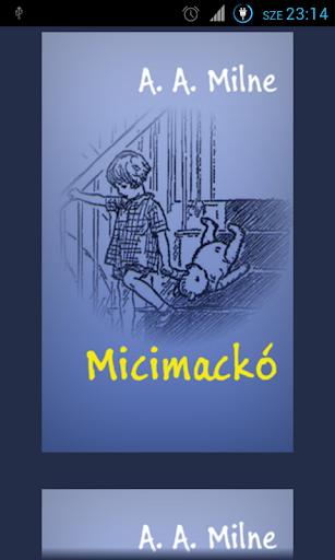 Micimackó Micimackó kuckója