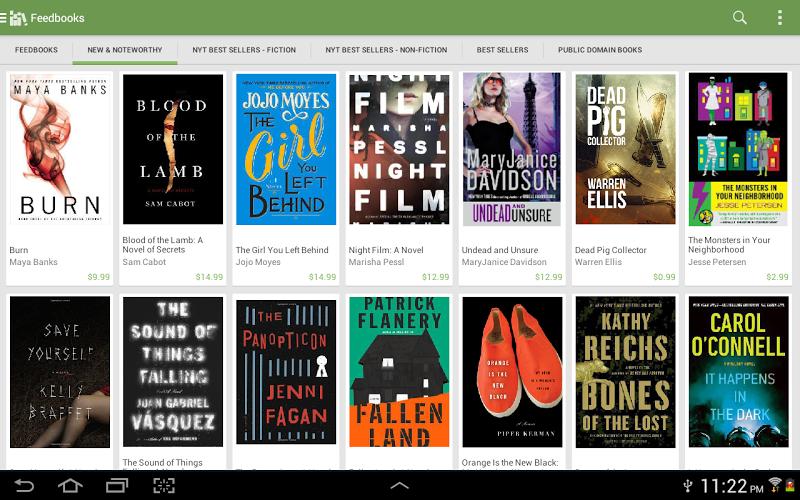 Aldiko Book Reader Premium Screenshot 10