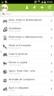 OLX.ro - screenshot thumbnail
