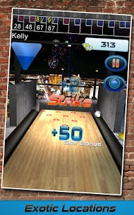 Let's Bowl 2: Bowling Free - screenshot thumbnail