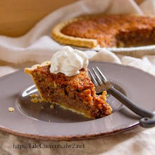 My Favorite Pecan Pie.