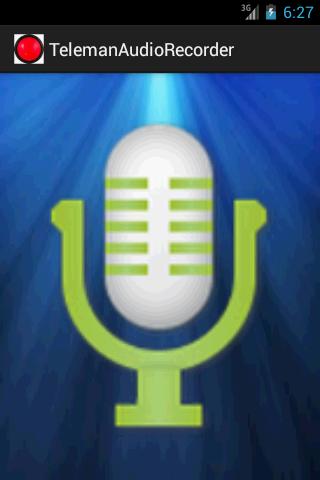 TelemanAudioRecoder- Maninder
