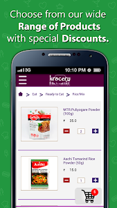 Krocery - Online grocery store screenshot 2
