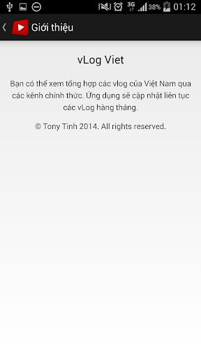 【免費媒體與影片App】vLog Viet - Xem Vlog Hay-APP點子