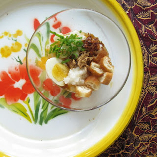 Javanese Chicken Porridge