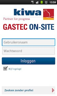 Gastec On-Site - screenshot thumbnail
