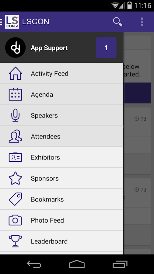 LSCON 2015 - screenshot