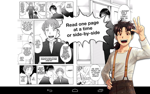 Manga Box: Manga App Screenshot