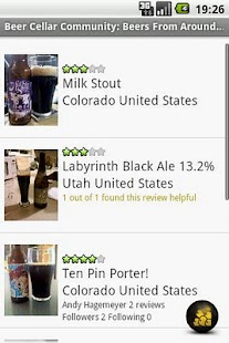 Beer Cellar Lite - screenshot thumbnail