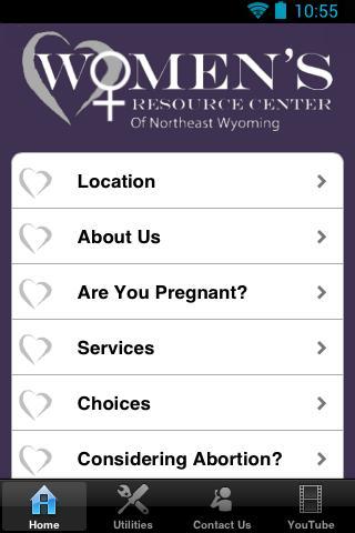 Women's Resource Center NE WY