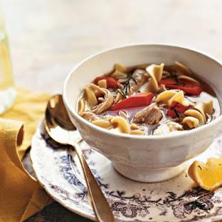 Martha Stewart Turkey Soup Recipes.