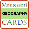 Montessori Geography Cards icon