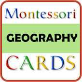 Montessori Geography Cards