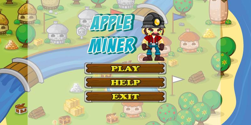 Apple Miner - screenshot