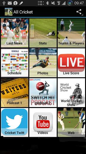 All Cricket