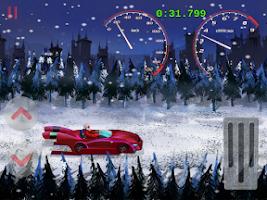 Screenshot of Santa Supercharge