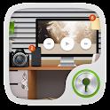 Workroom GO Locker Theme icon