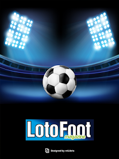 Loto Foot Magazine Capture d'écran