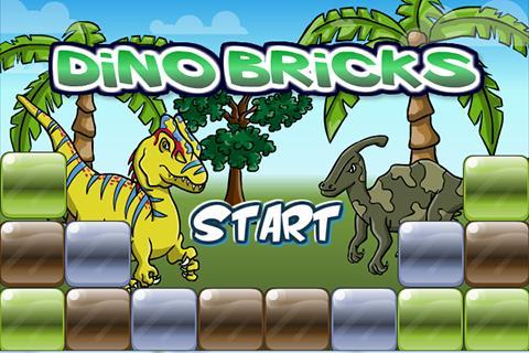 DinoGamez Dino Bricks