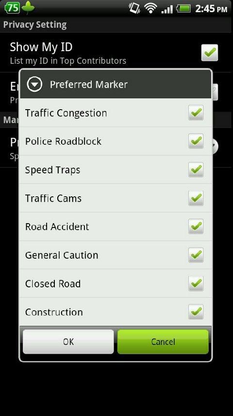 MY-Traffic - screenshot
