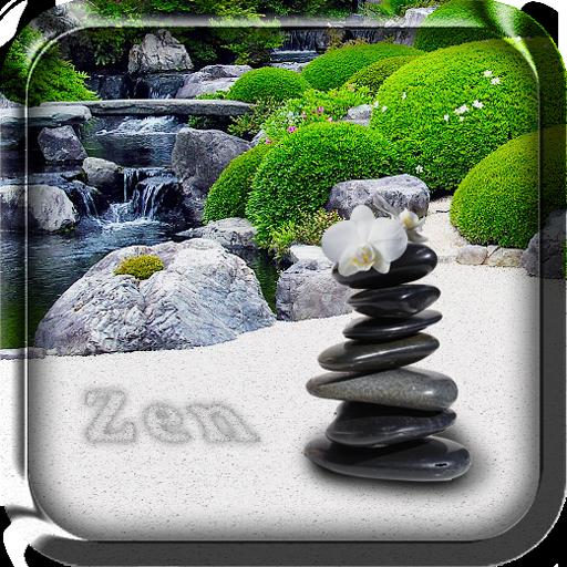 Download Zen Garden Live Wallpaper For Pc