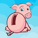 Saving with Piggy icon