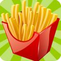 Fast Food Memory Game icon