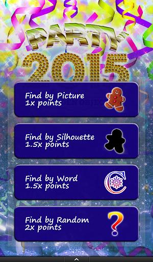 Hidden Object - Party 2015 1.0.6 screenshots 2