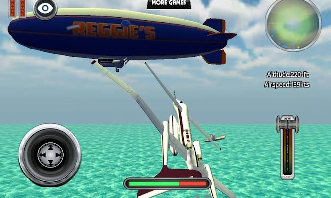 3D Flight Simulator: Skywhale - screenshot
