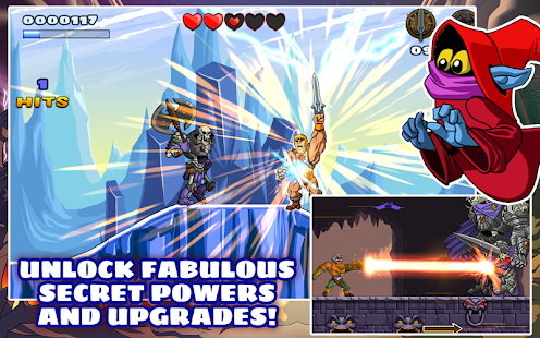 He-Man: The Most Powerful Game - screenshot thumbnail