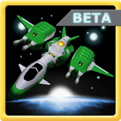 Battleray Starfighter Beta