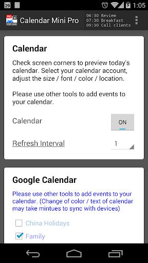 玩免費工具APP|下載カレンダーミニ app不用錢|硬是要APP