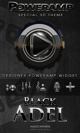 Poweramp Widget Adel