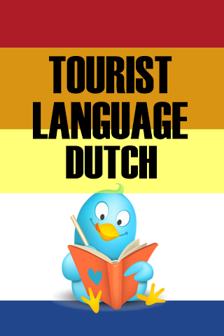 Tourist language Dutch