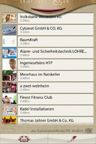Weinheim- screenshot