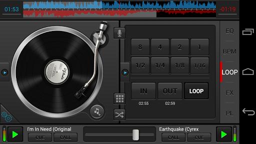 DJ Studio 5 - Free music mixer 5.4.0 screenshots 4