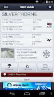 Screenshot of CDOT Mobile - The Official App