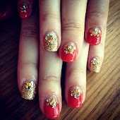 Gel Manicure Nail Design
