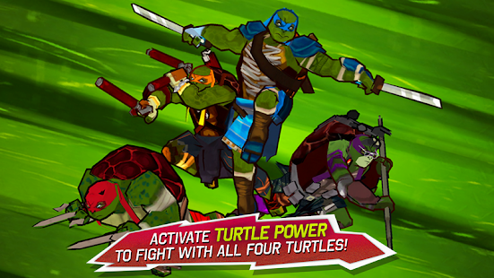 TMNT: Brothers Unite- screenshot