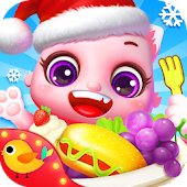 Free Pet Food Carnival Merry Xmas APK for Windows 8