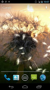 Dandelion Live Wallpaper ★ - screenshot thumbnail