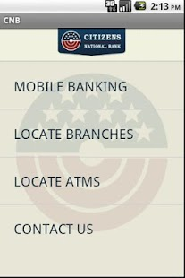 CITIZENS NATIONAL BANK TEXAS- screenshot thumbnail