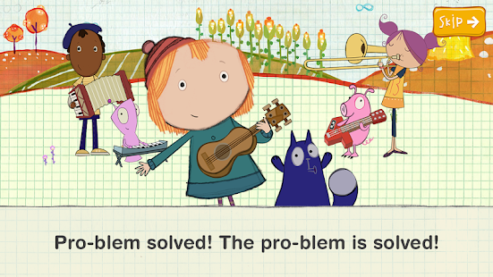 Peg + Cat Big Gig by PBS KIDS- screenshot thumbnail