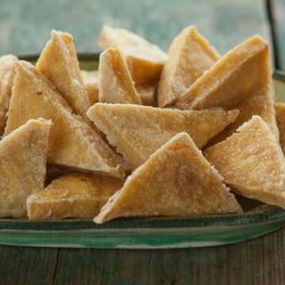 Crispy Tofu.