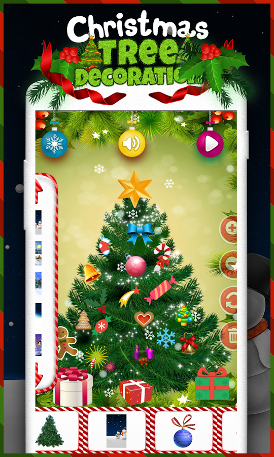 Christmas tree decoration android apps on google play for 143dressup games decoration