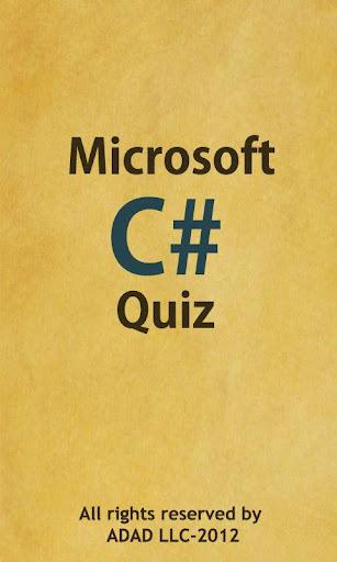 C Quiz