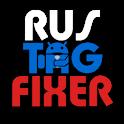 Rus Tag Fixer + logo